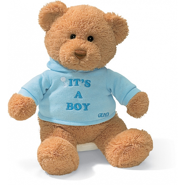 Gund It's a Boy 恭賀BB誕生泰迪熊仔 15418