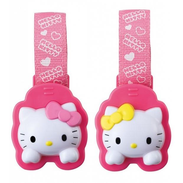 Hello Kitty 被夾