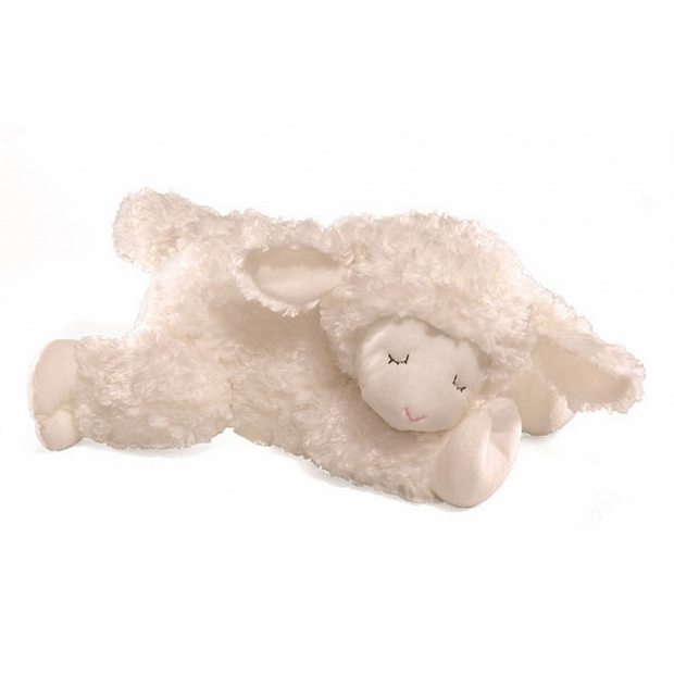 Baby Gund  軟綿綿小羊 319896 newborn baby禮物