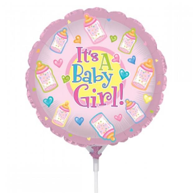 ADD-BA2  9吋BB女氣球