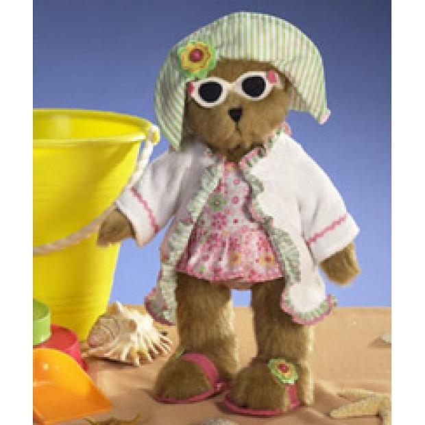 Boyds 限量版泰迪熊 - Sandy Summerbeary 4016886