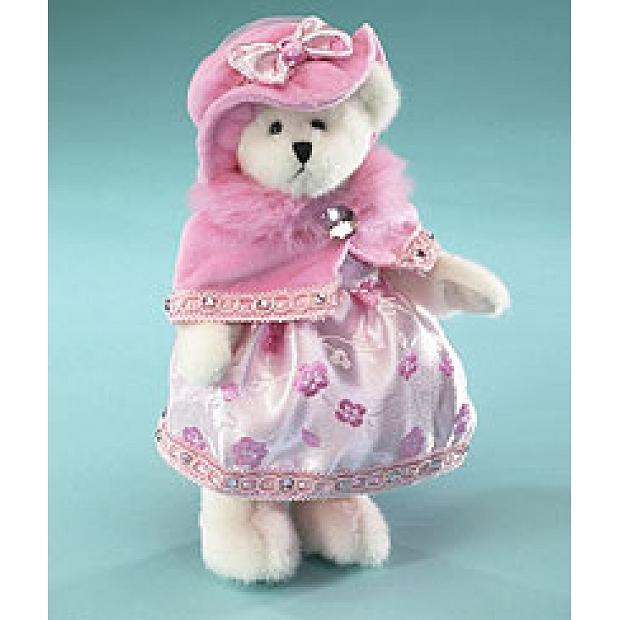 """Boyds Rosa Gembeary 8"""" Teddy Bear"""