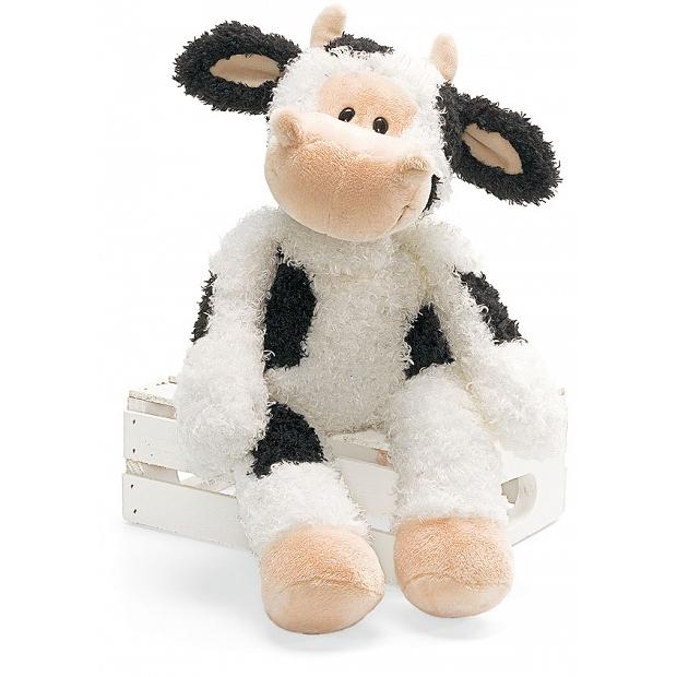 美國歷史最悠久的毛絨玩具公司GUND - Ike 捲毛小牛毛公仔 319626