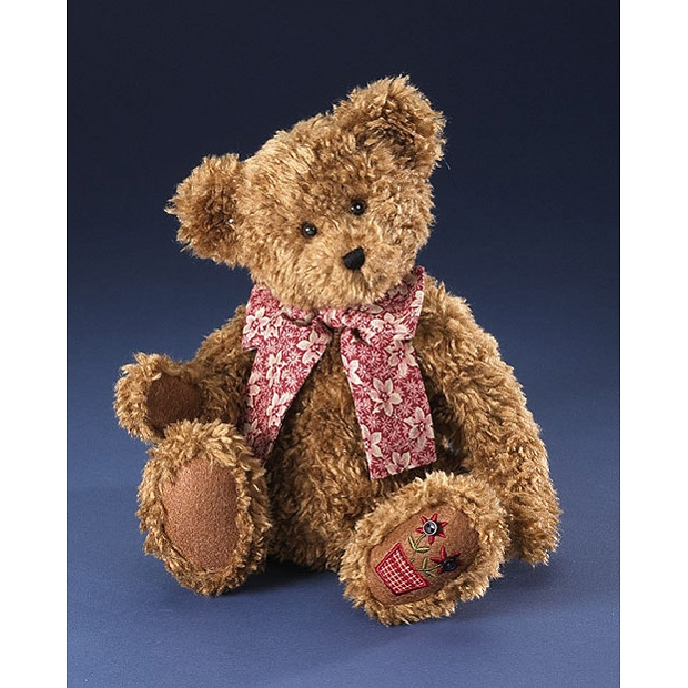 Boyds Bobbi Sue Quiltbeary 泰迪熊 904851