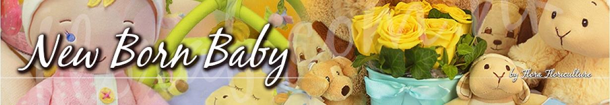 嬰兒禮籃 - bb禮籃