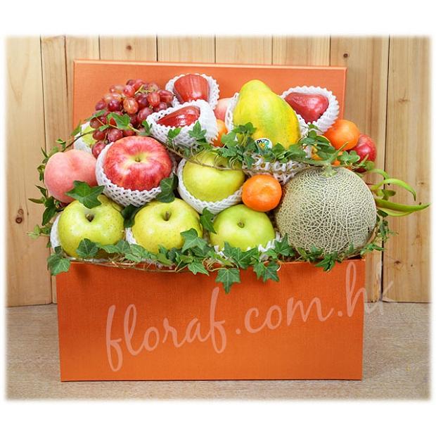 日本水果禮籃 送禮水果禮盒  網上訂購果籃生果禮盒