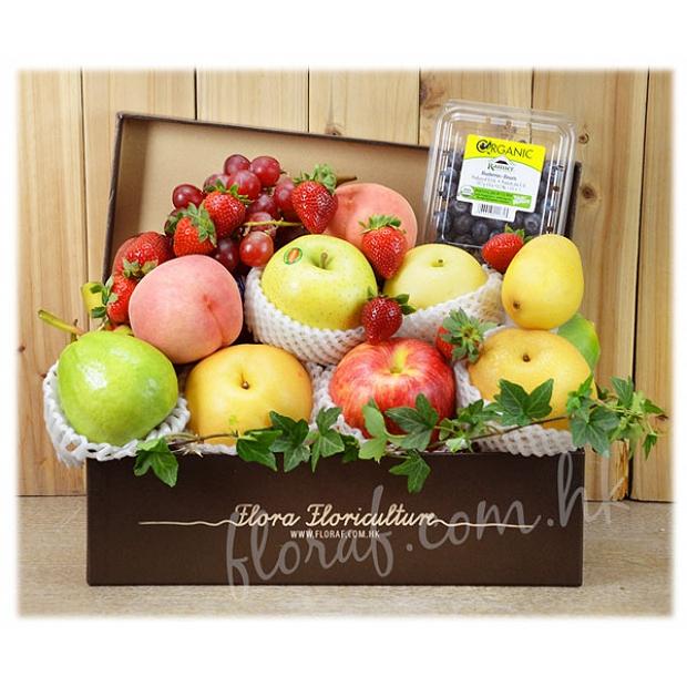 水果禮盒 – 日本王林蘋果、日本蘋果